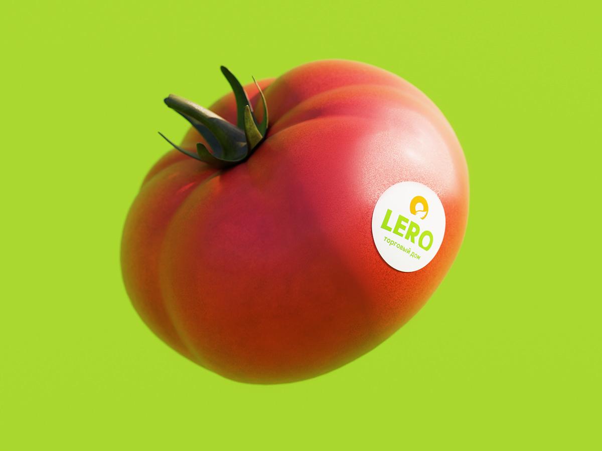 Lero | Дизайн компании и упаковки